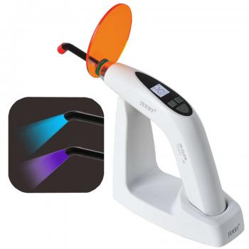 Dental LED Curing light with caries detector LCD Sreem Display JR-CL37HP