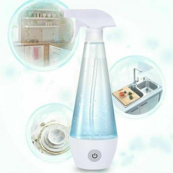 Disinfectant Water Maker Electrolytic Generator Disinfection Spray Bottle