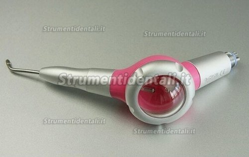 Sbiancatore air prophy/Getto d'aria lussuoso Dental lucidatore