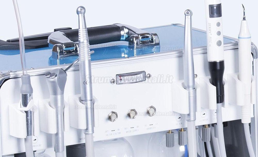 Greeloy® GU-P206 Portatile Unità dentale