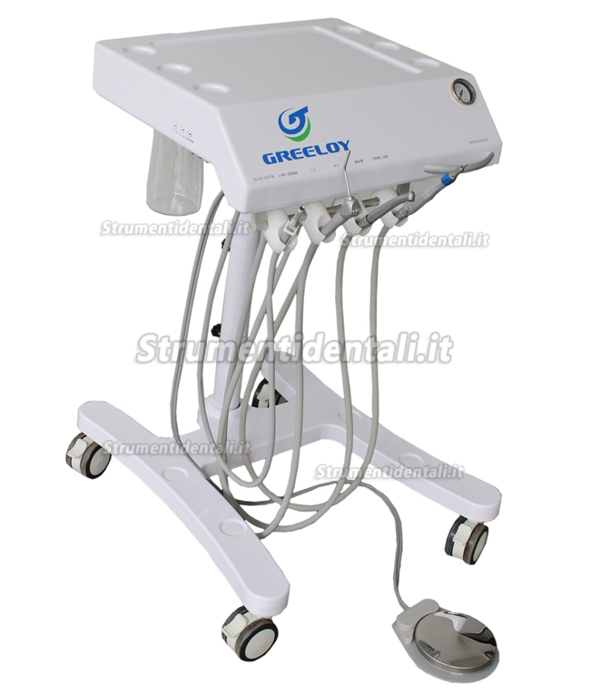 Greeloy® GU-P301 Instrument holder mobile per Unità dentale